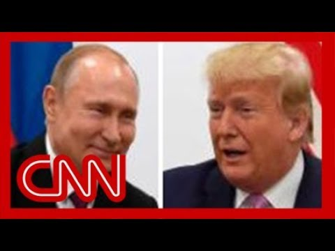 Trump jokes with Putin about election interference