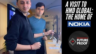 We visited HMD Global, The Home of Nokia, Here's what Happened! -  [Future Proof]