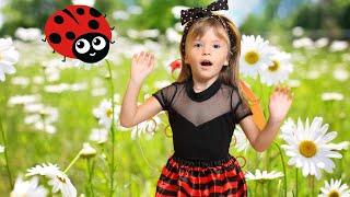 Skip to my Lou | nursery rhymes funny song for kids by Nastya Star Vlog | lulu my darling