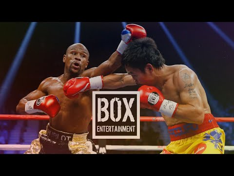Floyd Mayweather vs Manny Pacquiao - Highlights - Best Momen