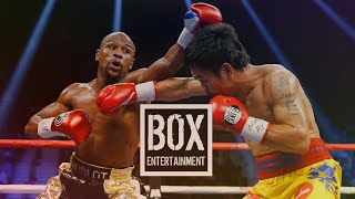 Floyd Mayweather vs Manny Pacquiao - Highlights - Best Moments thumbnail