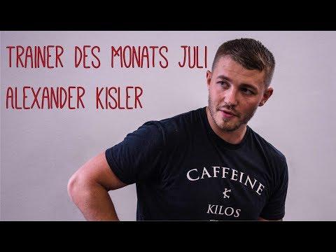 SPOVE Sportmotivation: Alexander Kisler Personaltrainier