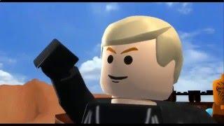 Мультфильм,Игра Звездные войны Star wars эпизод 6 Возвращение Джедая часть 27