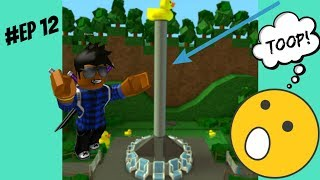 ROBLOX: Theme Park Tycoon 2-built a Super TOP toy!! #Ep 12 [Vegetto_SSJ2]