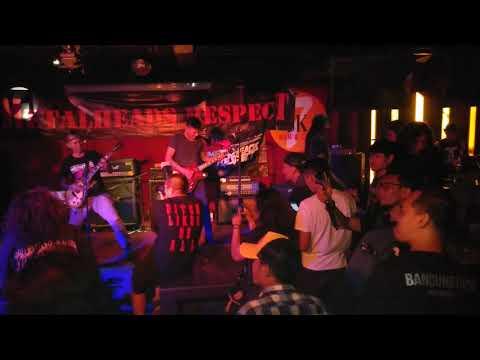 MARJINAL - Di Rumah Sakit Berengsek live at Metalheads Respect for Gunung Agung Bali