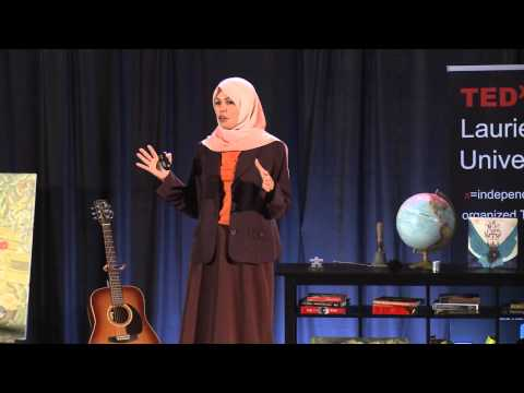 To dream and to act: Hind Al-Abadleh at TEDxLaurierUniversity