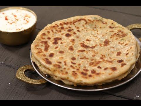 Aloo Parantha   Recipes Under 15 Minutes   Chef Jaaie   Sanjeev Kapoor Khazana
