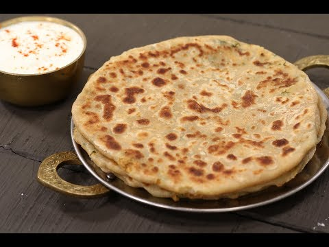 Aloo Parantha | Recipes Under 15 Minutes | Chef Jaaie | Sanjeev Kapoor Khazana