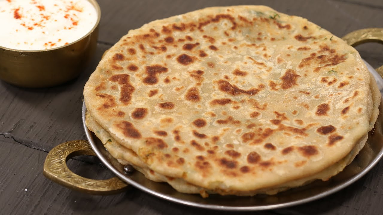 Aloo parantha recipes under 15 minutes chef jaaie sanjeev aloo parantha recipes under 15 minutes chef jaaie sanjeev kapoor khazana forumfinder