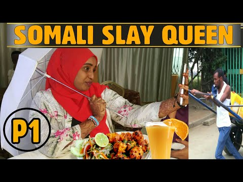 SOMALI SLAY QUEEN 》 PART 1 thumbnail