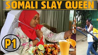 SOMALI SLAY QUEEN 》 PART #1