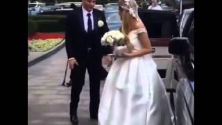 Свадьба Бородиной и Омарова видео 30.07.15