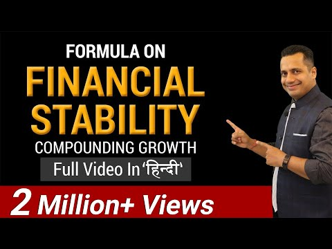 Formula on Financial Stability Business Training Video by Vi
