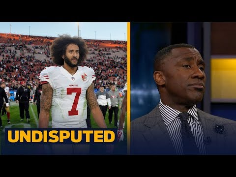 Shannon Sharpe has two questions for Colin Kaepernick | UNDISPUTED