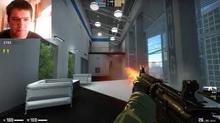 Counter Strike Global Offensive Part 2 | Hostage saving