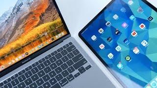 iPad Pro vs MacBook Air 2020: Let's Talk!