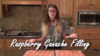 Raspberry Ganache Filling | Stiff Peaks
