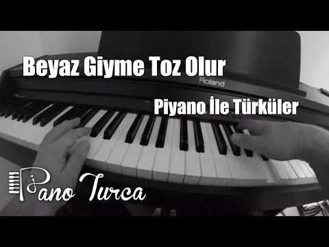 Beyaz Giyme ( Piyano ) - Türkü