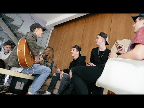 Why Don't We • Studio Diary