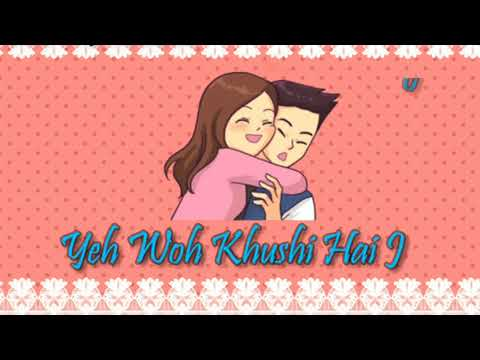 Yahan Wahan Hai Tu | Female Version | Yeh Rista Kya Kehlata Hai| Bollywood Romantic Whatsapp Status