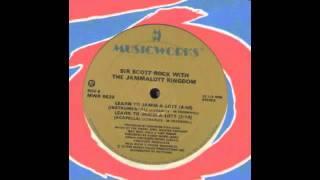 Sir Scott Rock - Learn To Jamm-A-Lott (Instrumental)
