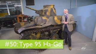 Tank Chats #50 Ha-Go | The Tank Museum
