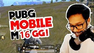 M16 SENJATA GG? - PUBG MOBILE INDONESIA
