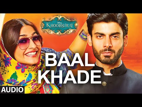 Exclusive: Baal Khade Full AUDIO SONG | Khoobsurat | Sonam Kapoor | Bolllywood Songs