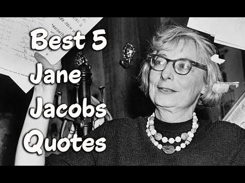 jane jacobs quote city quotes