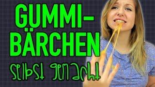 WAS IST DAS?! - DIY Gummibärchen FAIL