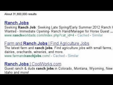 Ranchworldads Com Western Ranch Classifieds Youtube