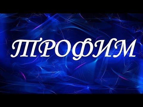 Значение имени Трофим. Мужские имена и их значения