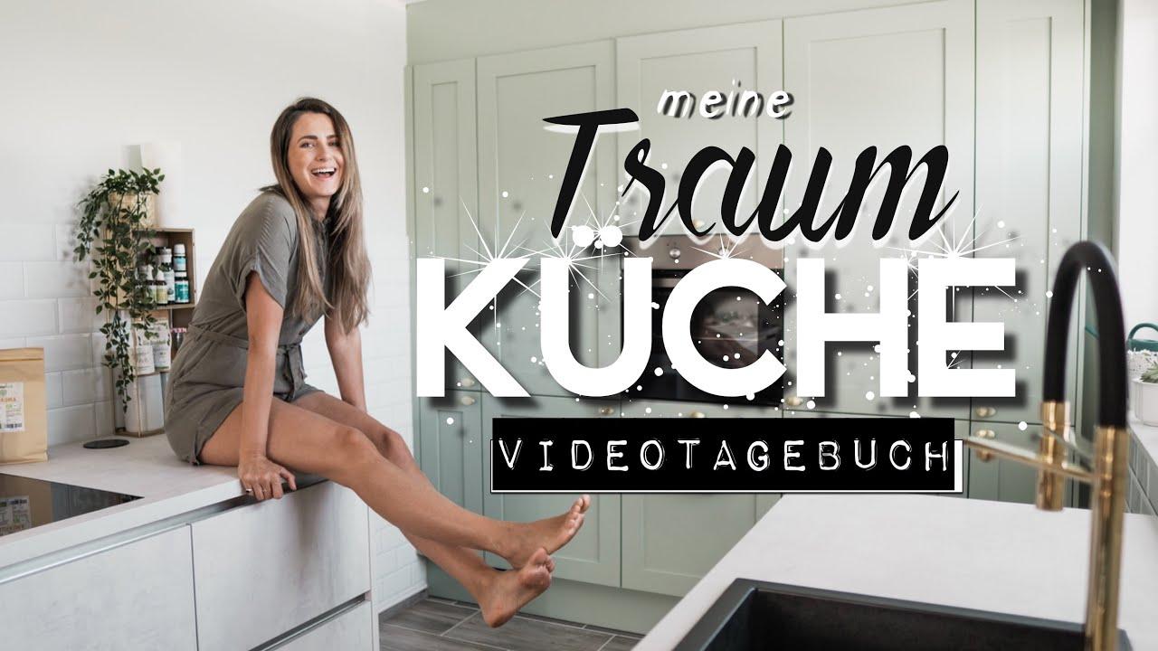 Meine Traumküche - Planung bis Endergebnis I Videotagebuch