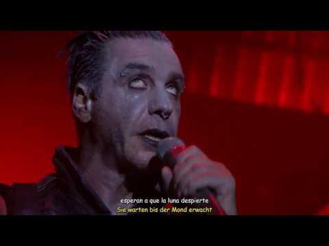 Rammstein - Mein Herz brennt (Sub Español - Alemán)
