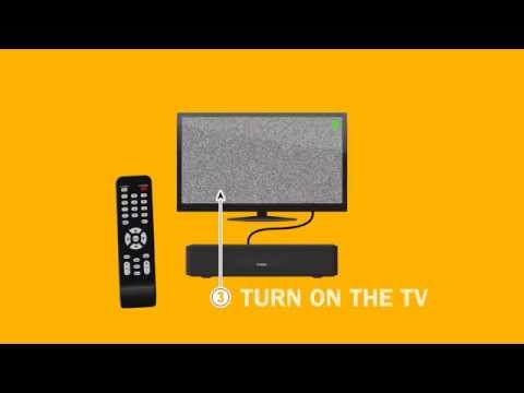 How To Program The Remote Control For Your Digital Adapter Youtube