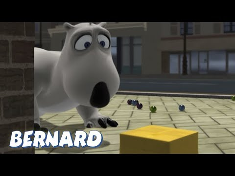 Bernard Bear  The Package AND MORE  30 min Compilation  Cartoons for Children