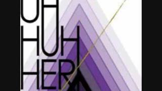 Watch Uh Huh Her Mystery Lights video