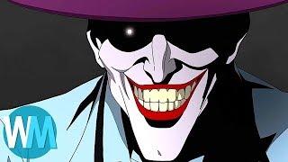 Топ 10 Самых Ужасных Поступков Джокера