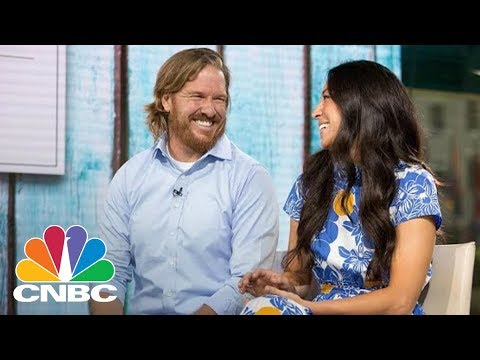 "HGTV's Chip And Joanna Gaines Discuss Life After Their Last Season Of ""Fixer Upper""  