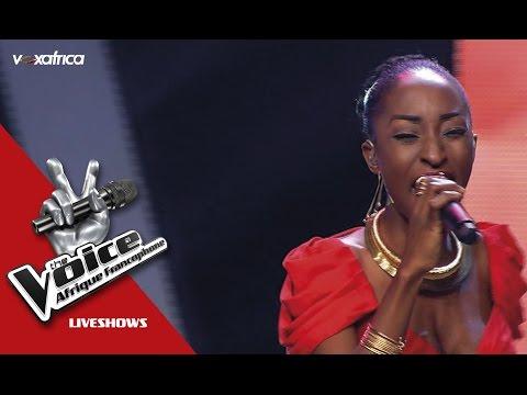 Idia  - L'hymne à l'Amour | (The Voice Afrique francophone 2016 - GrandShow 2)