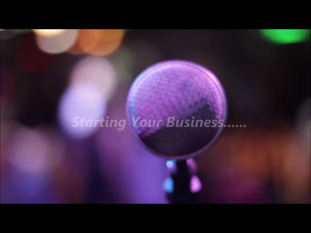 At The Roundtable Podcast Show:  Lets Talk Business