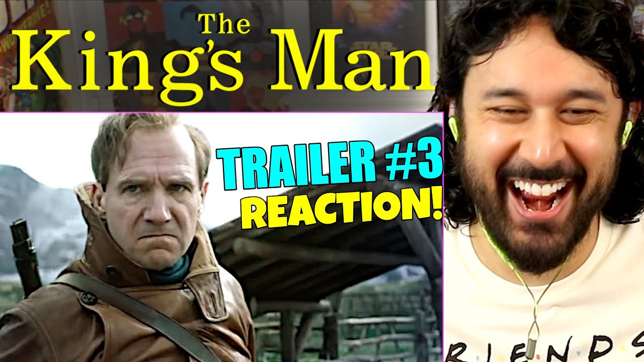 Download THE KING'S MAN | TRAILER #3 - REACTION!