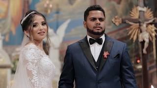 Casamento emocionante de Ana Clara e Philipe