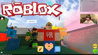 EthanGamerTV Plays Roblox: Super Bomb Survival [#4] (KID GAMING)