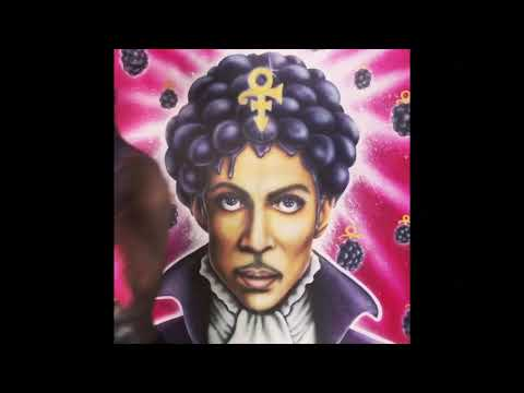 Bodypainted model brings Prince to Life: Brittney Pelloquin Art