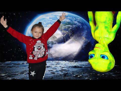 Ярослава посетила космос! Смотрите, что там произошло?