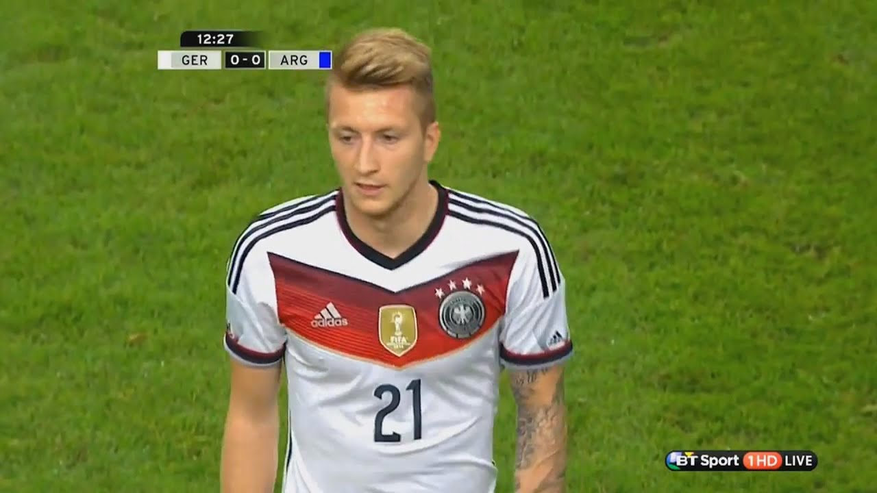 Marco Reus vs Argentina Home HD 1080i (03/09/2014) by 1900FCBFreak ...