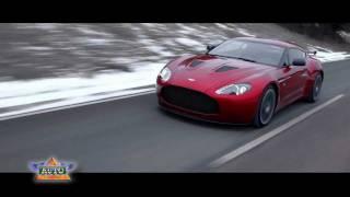 Aston Martin V12 Zagato Hits the Road