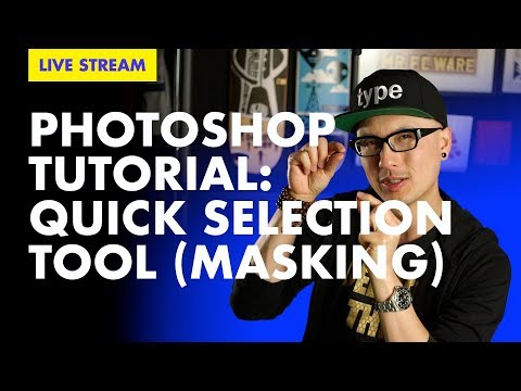 Easy Way to Cut Out Anything In Photoshop (Including Hair)