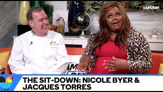 Nicole Byer and Jacques Torres Have a Love/Hate Relationship With Kids